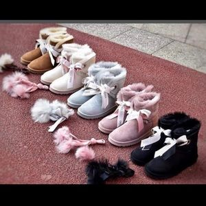 Different styles of uggs